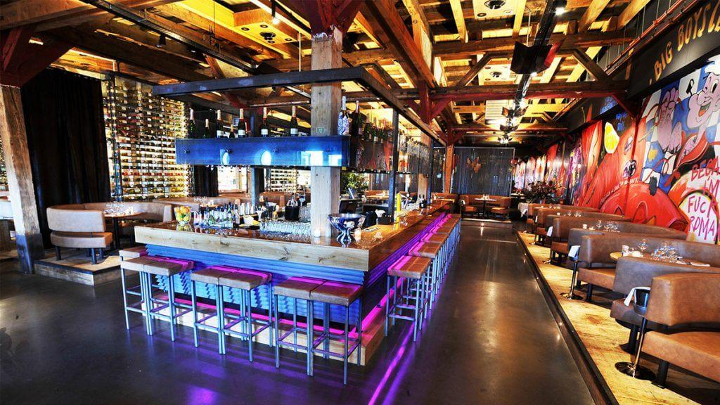 Amsterdam-Bar