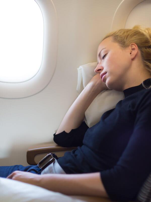 bien dormir en voyage