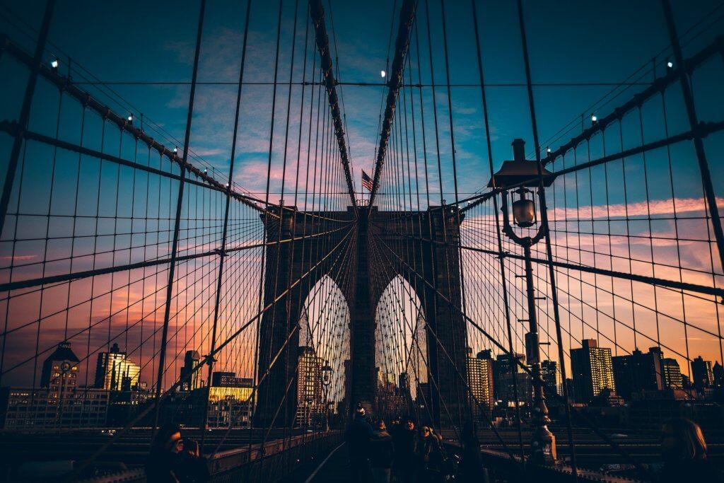 découvrir le brooklyn bridge a new york