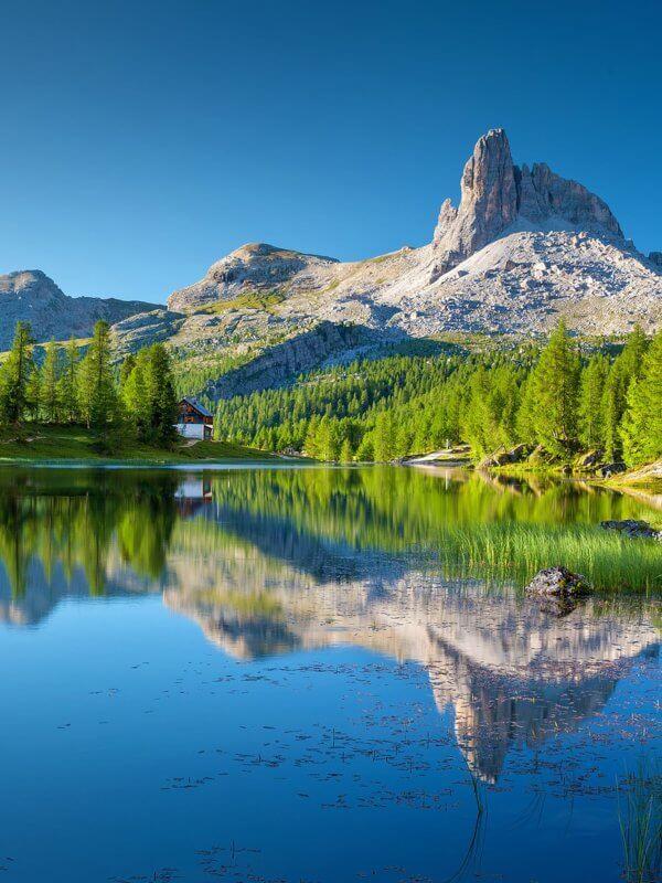 visiter alpes italiennes
