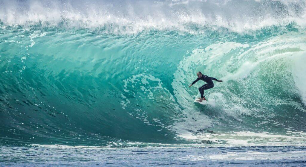 meilleurs spots de surf