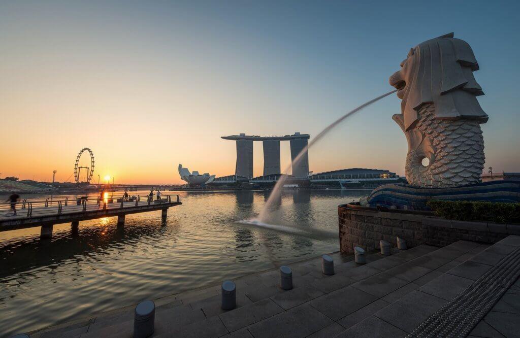 population singapour
